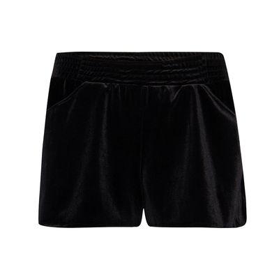 Shorts Velvet Preto P