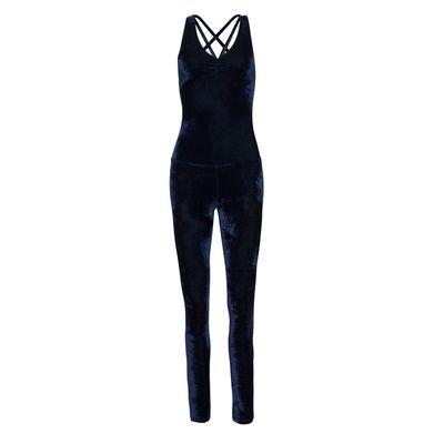 bodysuit velvet azul