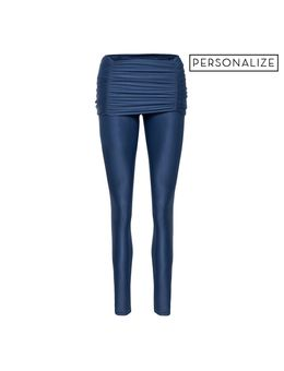 legging demi azul alpes