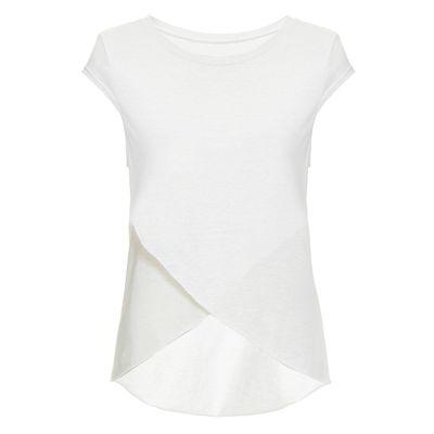 Camiseta Transpasse Branco P