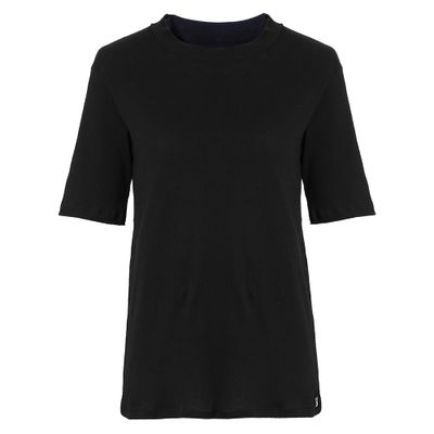 Tshirt Canelado Preto P