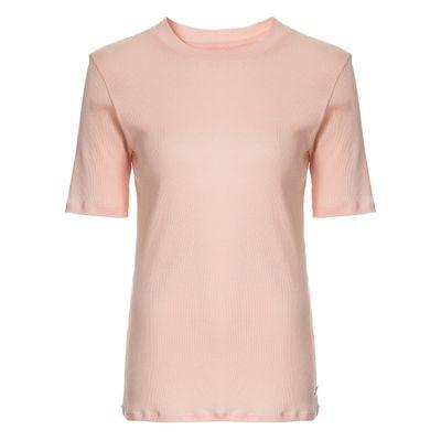 Tshirt Canelado Blush P