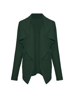 poncho-verde