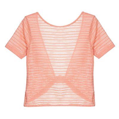 Camiseta Nó Blush P