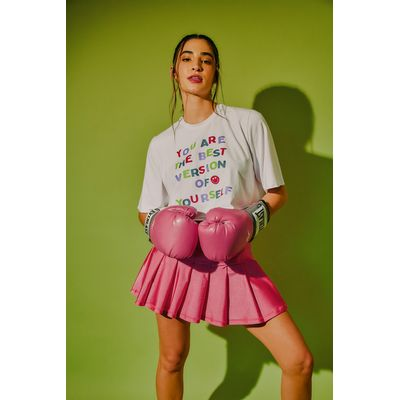 Camiseta-Dina-Smile-off-white-Shorts-Saia-Dots-Pink-Lemonade