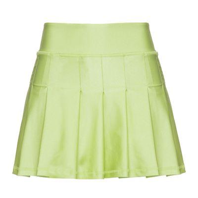 Shorts-Saia-Dots-Fresh-Lemon-Frente