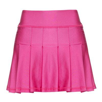Shorts-Saia-Dots-Pink-Lemonade-Frente